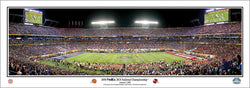 Florida Gators vs. Oklahoma 2009 BCS Championship Game Panoramic Print - Everlasting Images Inc.