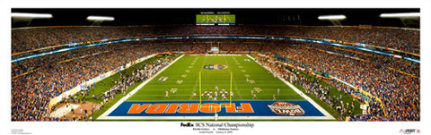 BCS National Championship Game 2009 (Florida vs. OK) - USA Sports Inc.