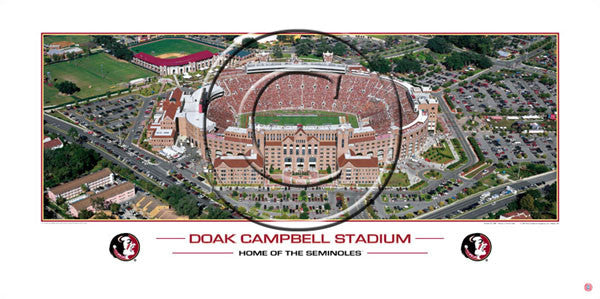 Home of the Seminoles (Doak Campbell Stadium, Tallahassee)