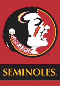 Florida State Seminoles Wall Scroll - BSI Products