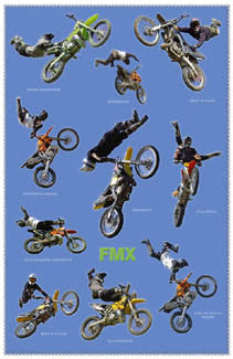"""FMX"" (10 Tricks) - Wizard & Genius 2005"