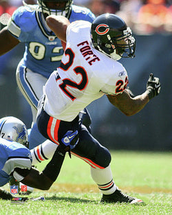 "Matt Forte ""Extra Yards"" - Photofile 16x20"