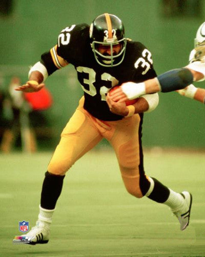 "Franco Harris ""Classic"" (c.1978) Pittsburgh Steelers Premium Poster - Photofile Inc."