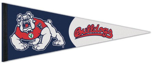2-Sided Can Cooler WinCraft NCAA Fresno State University FSU Bulldogs 1 Pack 12 oz