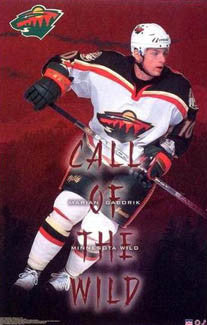 "Marian Gaborik ""Call of the Wild"" - Starline 2001"