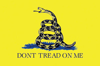 "The Gadsden Flag (""Don't Tread On Me"") Poster - Studio B"