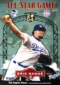 "Eric Gagne ""All-Star"" - L.A. Times 2004"