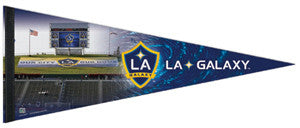 "L.A. Galaxy ""Gameday"" Premium Felt Collector's Pennant - Wincraft"
