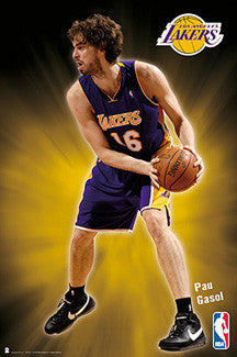 "Pau Gasol ""One-on-One"" - G.E. (Spain) 2010"