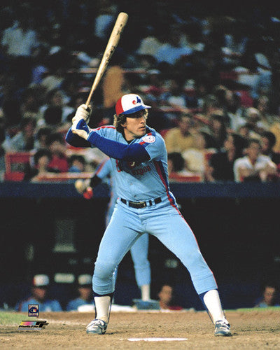 "Gary Carter ""Montreal Expos Superstar"" (1982) Premium Poster Print - Photofile Inc."