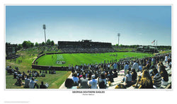 Georgia Southern Football Paulson Stadium - SPI 2006