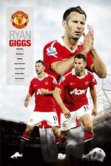 "Ryan Giggs ""Leader"" - GB Eye (UK) 2010"