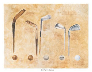 """Golf's Evolution"" - Directional Publishing Inc."