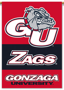 Gonzaga University Bulldogs Premium 28x40 Wall Banner - BSI Products
