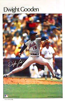"Dwight Gooden ""Rookie"" - Sports Illustrated 1984"