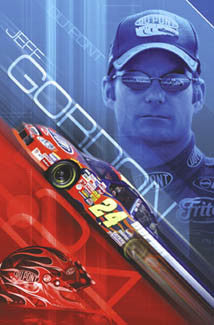"Jeff Gordon ""Flash"" - Brian Spurlock Photography 2004"
