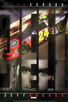 "Jeff Gordon ""Speed"" - The Time Factory 2006"