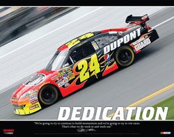 "Jeff Gordon ""Dedication"" NASCAR MotorVational - Time Factory 2009"