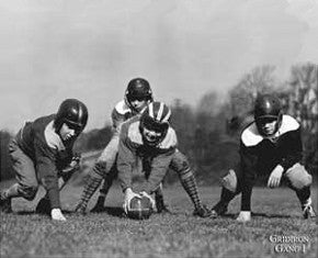 "Classic Kids Football ""Gridiron Gang"" - Image Source"