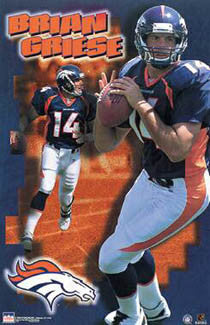"Brian Griese ""Action"" - Starline 2000"