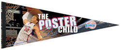 "Blake Griffin ""Poster Child"" Premium Felt Collector's Pennant - Wincraft"
