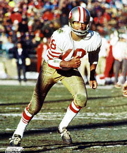 "Gene Washington ""49ers Classic"" (c.1971) Premium Poster Print - Photofile Inc."