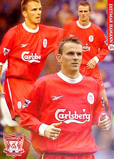 "Dietmar Hamann ""Action"" - UK 2000"