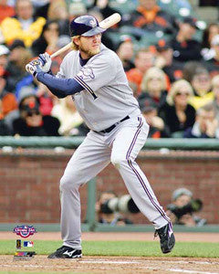 "Corey Hart ""Action"" Milwaukee Brewers Premium Poster Print - Photofile 16x20"
