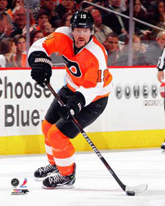 "Scott Hartnell ""Superstar"" (2012) - Photofile 16x20"