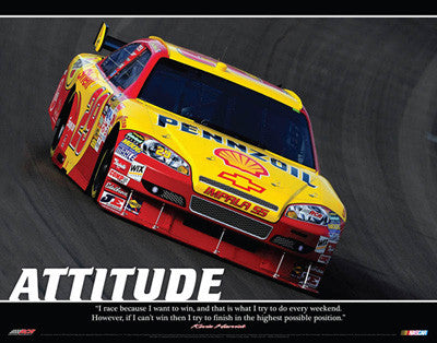 "Kevin Harvick ""Attitude"" NASCAR MotorVational - Time Factory 2009"