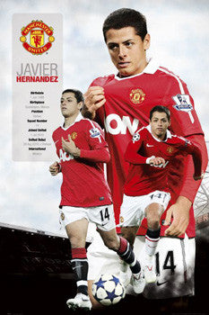 "Javier Hernandez (Chicharito) ""Hero"" - GB Eye (UK)"