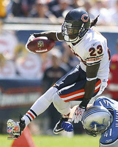 "Devin Hester ""Airborn"" Chicago Bears Premium Poster Print - Photofile 16x20"