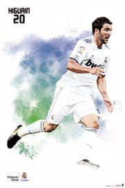 "Gonzalo Higuain ""SuperAction"" (Real Madrid 2010/11) - G.E. (Spain)"