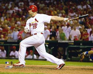 "Matt Holliday ""Clutch"" St. Louis Cardinals Premium Poster Print - Photofile 16x20"