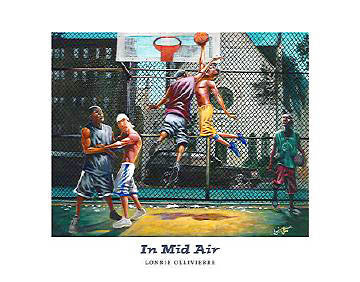 """In Mid Air"" by Lonnie Ollivierre - Image Conscious 2005"