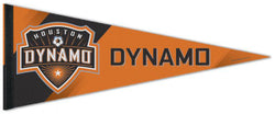 Houston Dynamo Official MLS Soccer Premium Felt Collector's Pennant - Wincraft Inc.