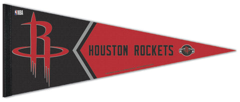 Houston Rockets Official NBA Basketball Premium Felt Pennant - Wincraft Inc. 2019