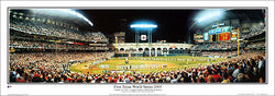 "Houston Astros ""First Texas World Series"" Minute Maid Park Panoramic Poster Print - Everlasting 2005"