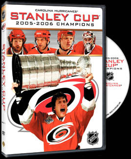 DVD: Carolina Hurricanes Stanley Cup Champions 2006 DVD