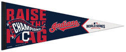 Cleveland Indians 2016 American League Champions Premium Felt Collector's Pennant - Wincraft