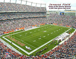 "Invesco Field ""Home of the Broncos"" - Photofile 2005"