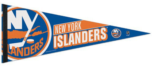 New York Islanders NHL Hockey Premium Felt Pennant - Wincraft Inc.
