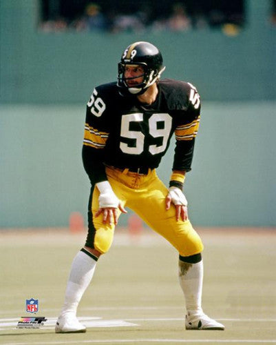 "Jack Ham ""Three Rivers Classic"" (c.1978) Pittsburgh Steelers Premium Poster - Photofile Inc."