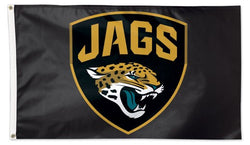 Jacksonville Jaguars Official NFL Football Team DELUXE-EDITION 3'x5' Flag - Wincraft Inc.
