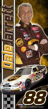 "Dale Jarrett ""Big-Brown"" - Racing Reflections 2003-b"