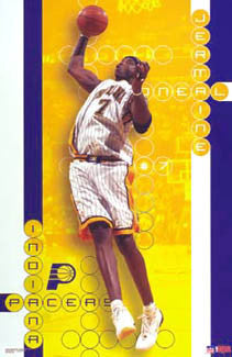 "Jermaine O'Neal ""Power Play"" - Starline 2003"