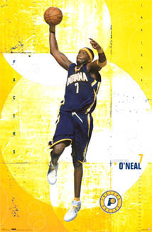 "Jermaine O'Neal ""Big Time"" - Costacos 2006"