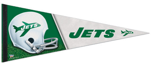 "New York Jets ""Classic"" Premium Felt Collector's Pennant"