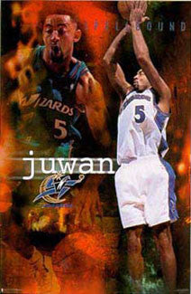 "Juwan Howard ""Spellbound"" - Costacos 1997"