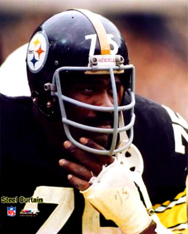 "Joe Greene ""Steel Curtain Classic"" (c.1979) Premium Poster Print - Photofile Inc."
